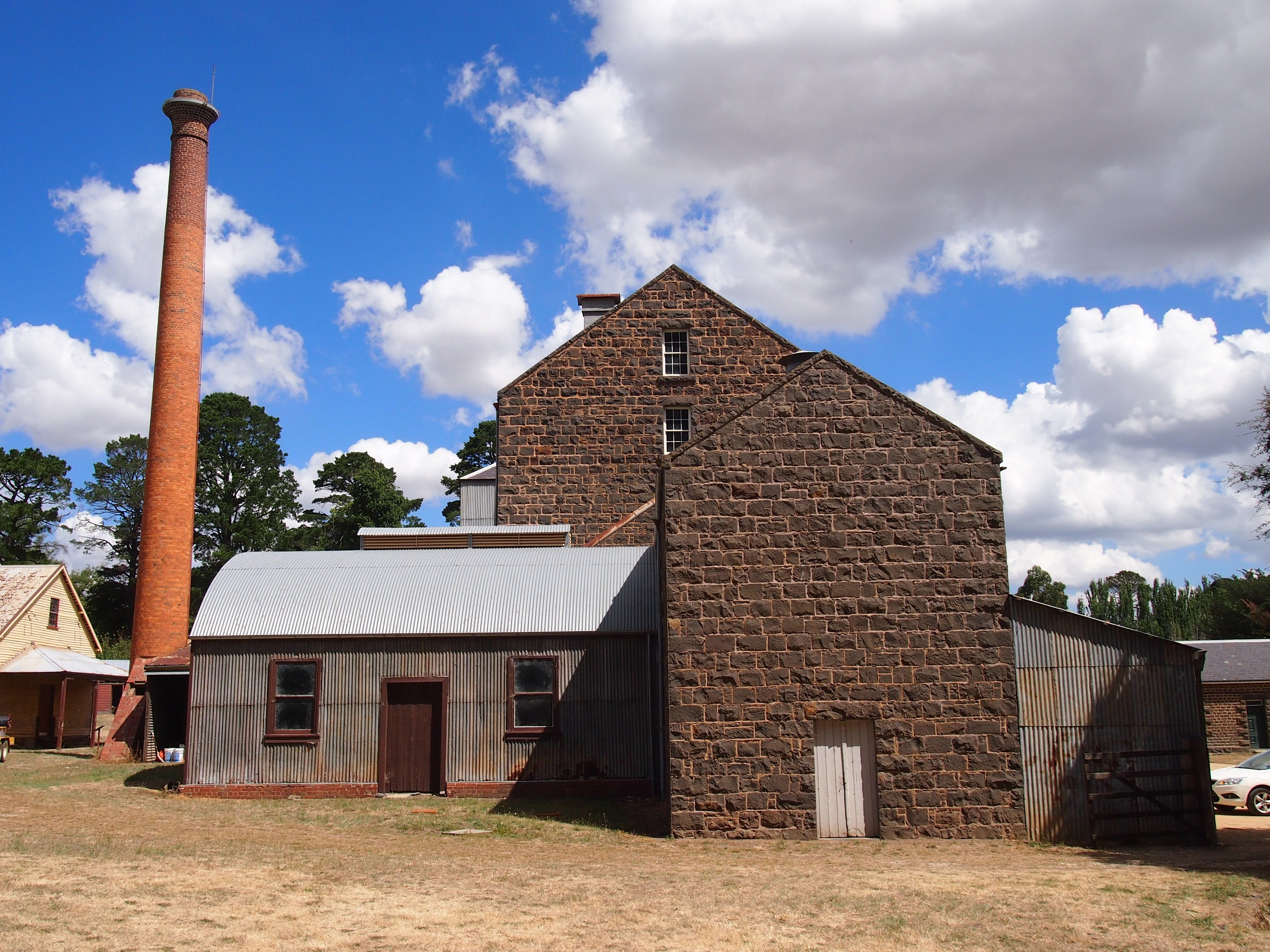 Andersons Mill Smeaton Historic Area - Accommodation Find