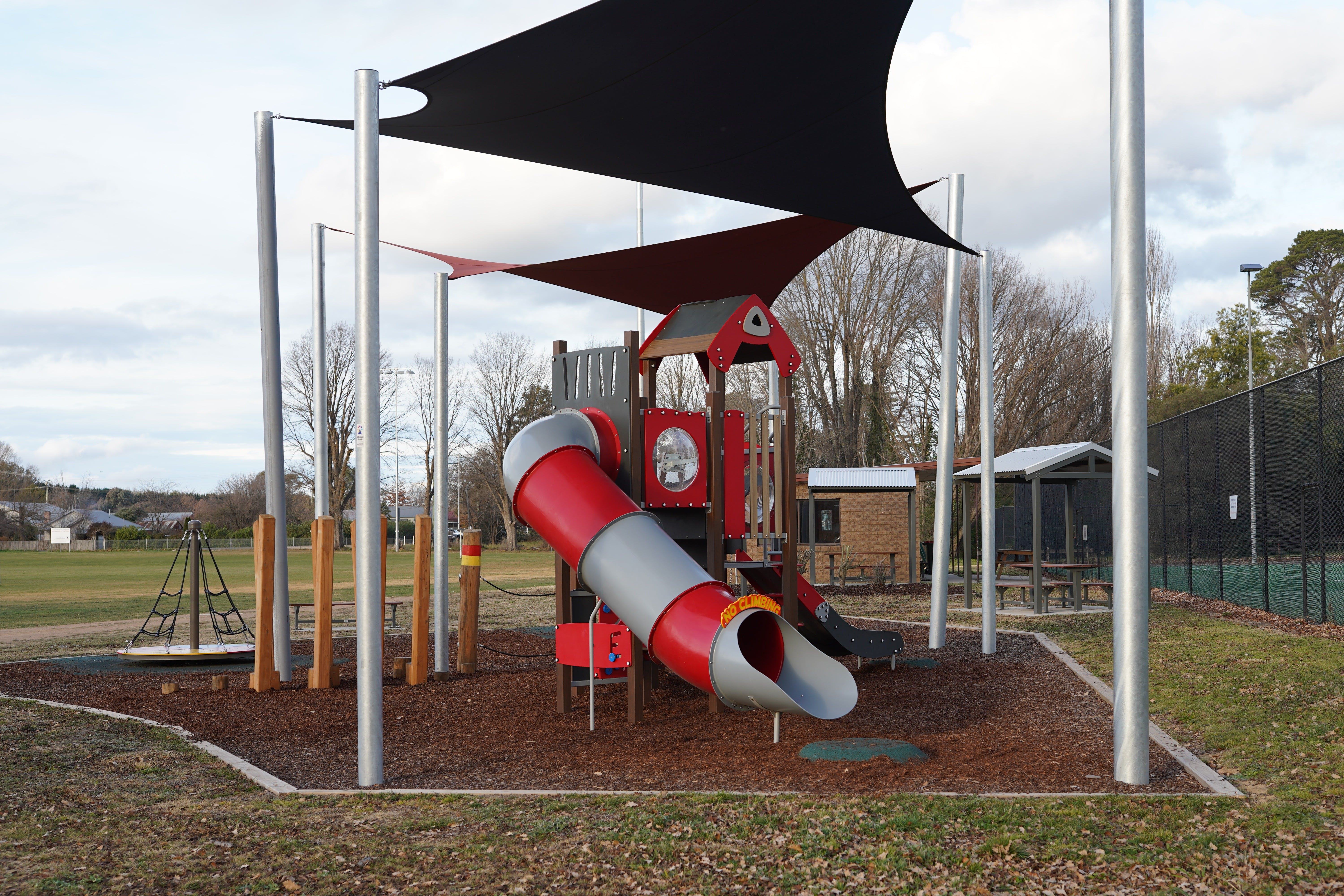 Braidwood Recreation Grounds and Playground - Accommodation Find