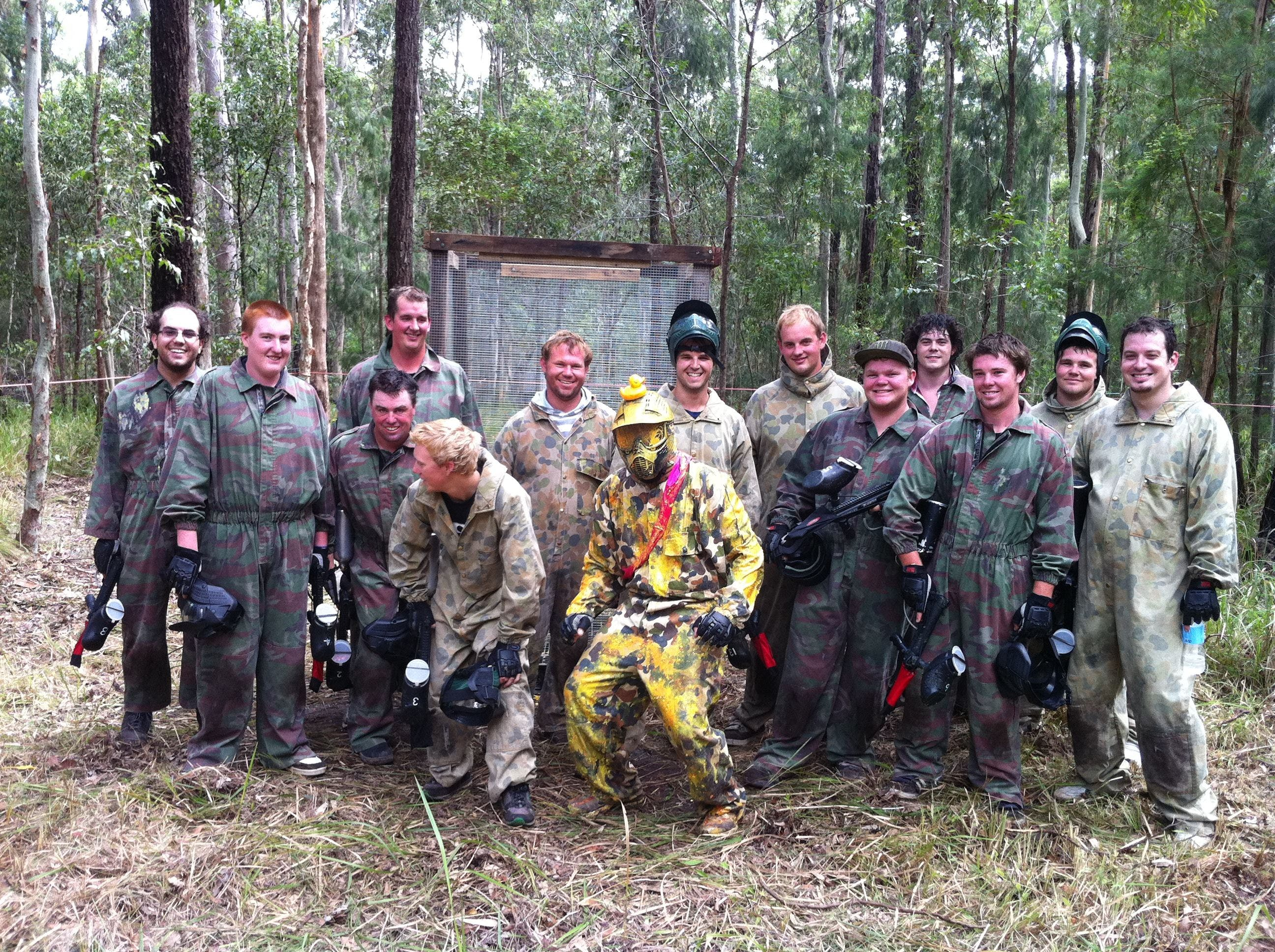 Mid North Coast Paintball - Accommodation Find
