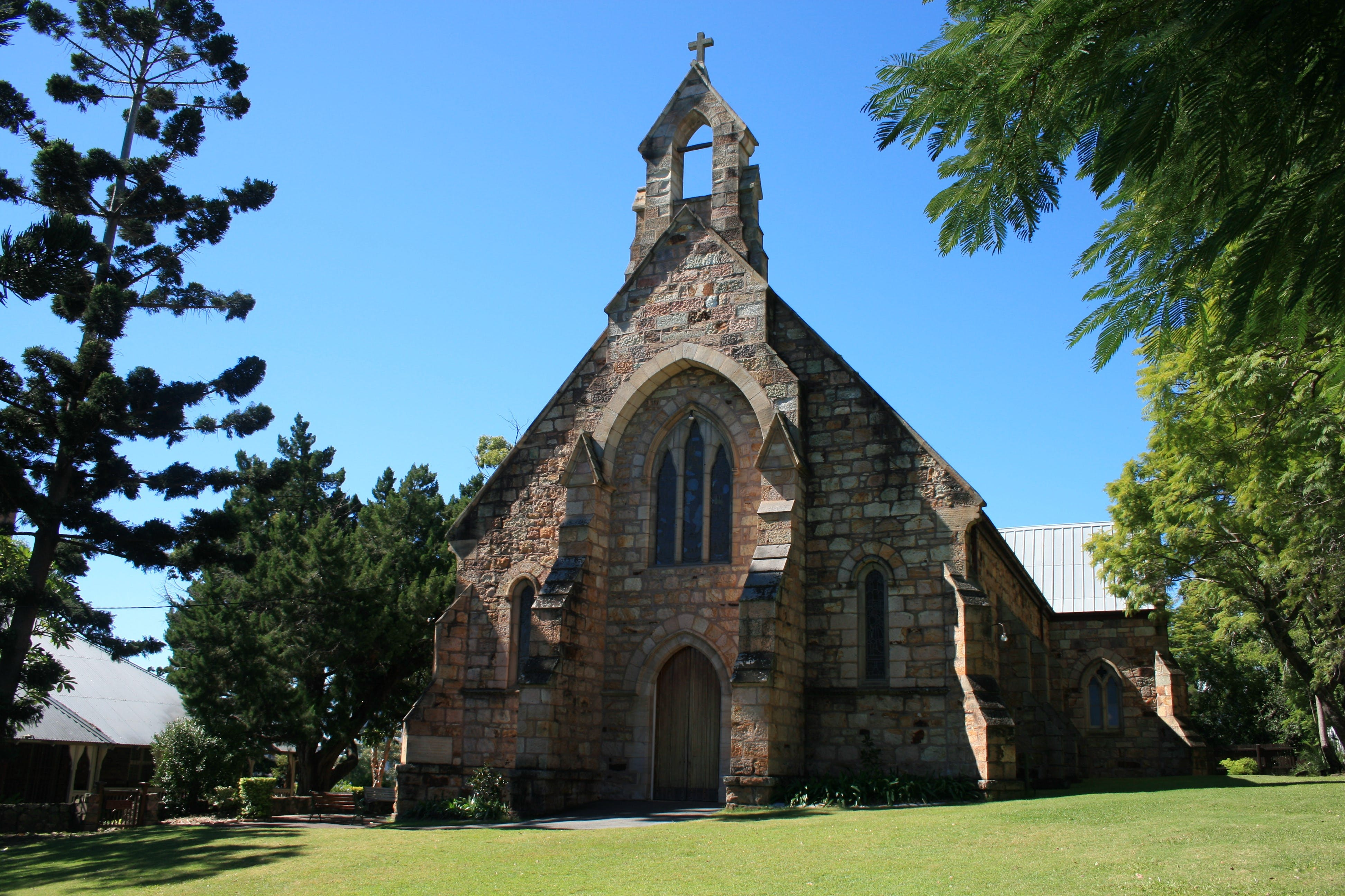 St Marys Anglican Church Memorial Chapel - Accommodation Find