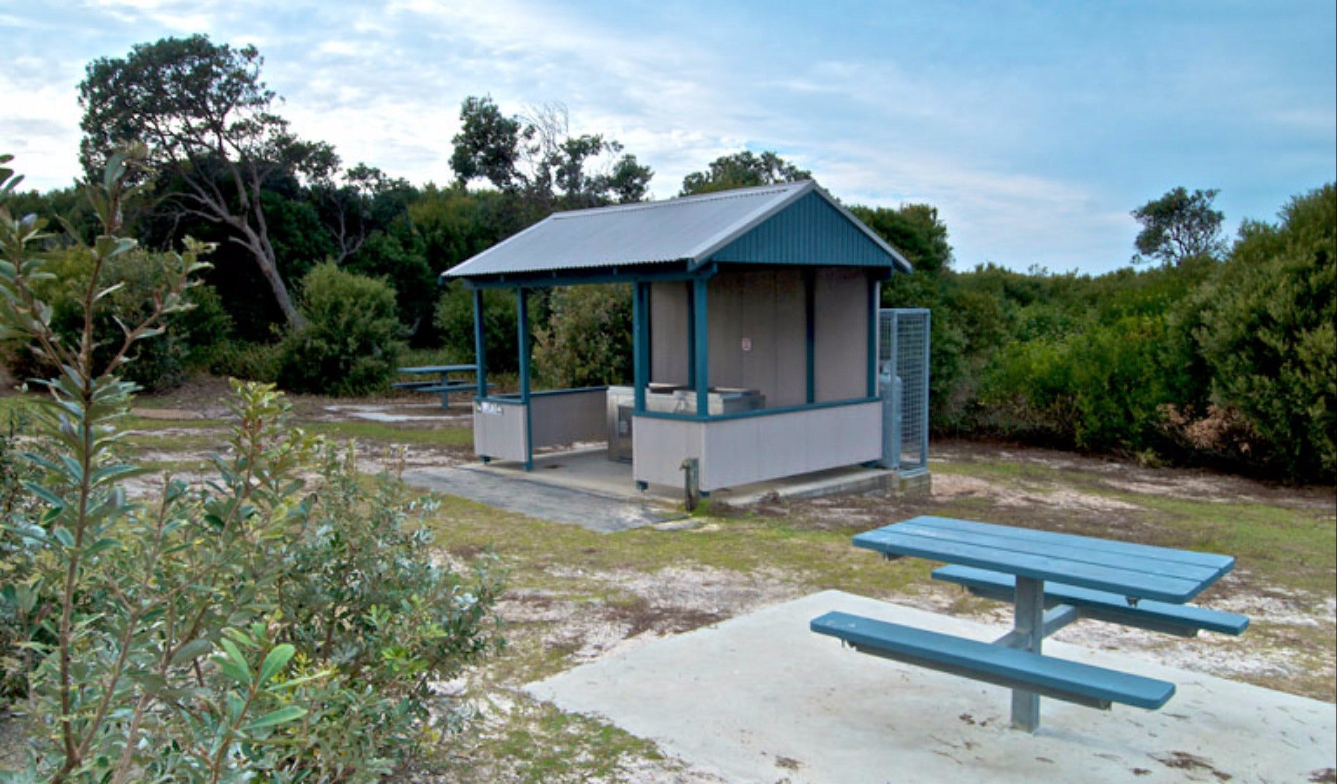 Tea Tree picnic area and lookout - Accommodation Find