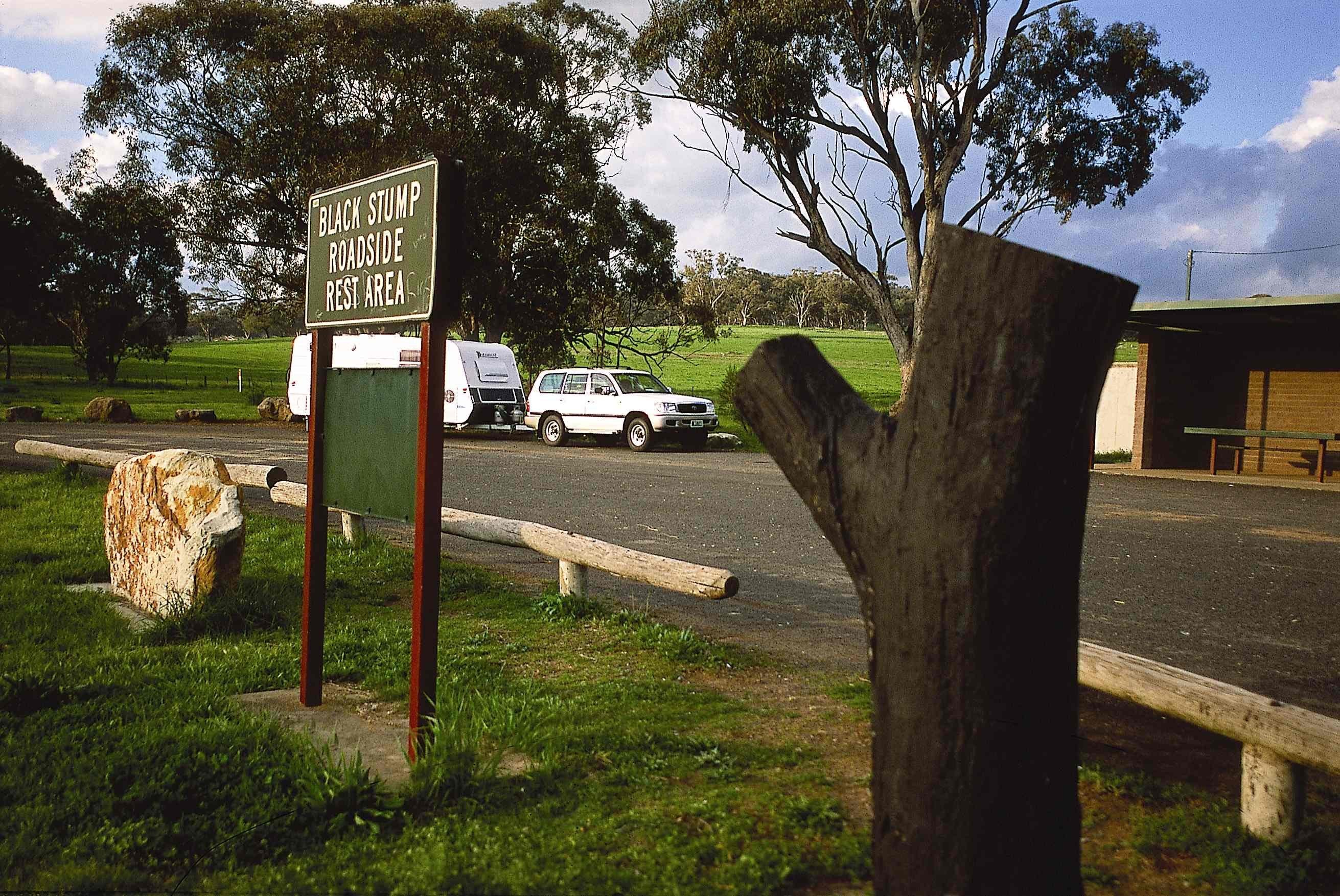 Black Stump Rest Area - Accommodation Find