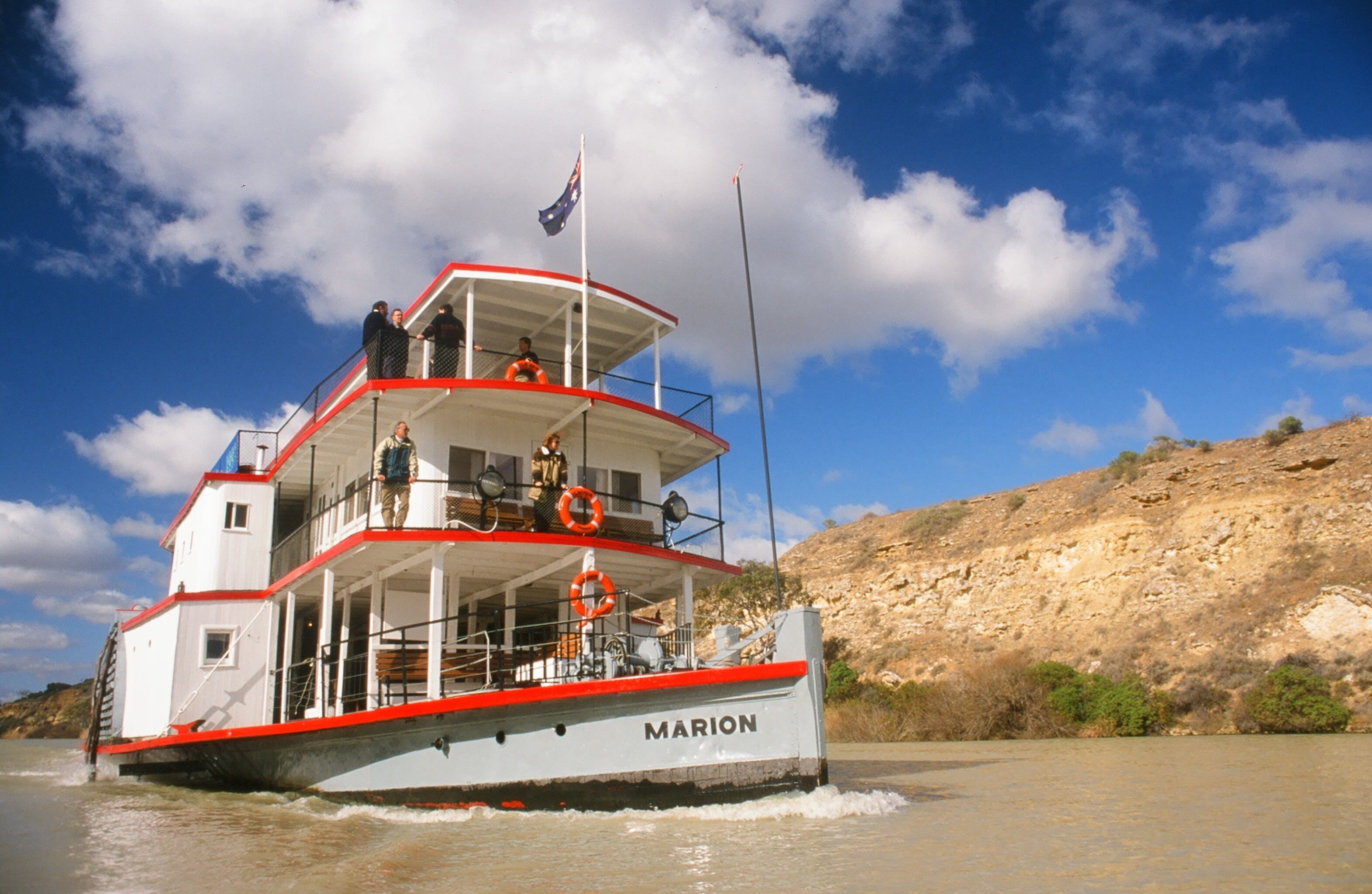 PS Marion Short Cruises - all cruises cancelled until further notice - Accommodation Find