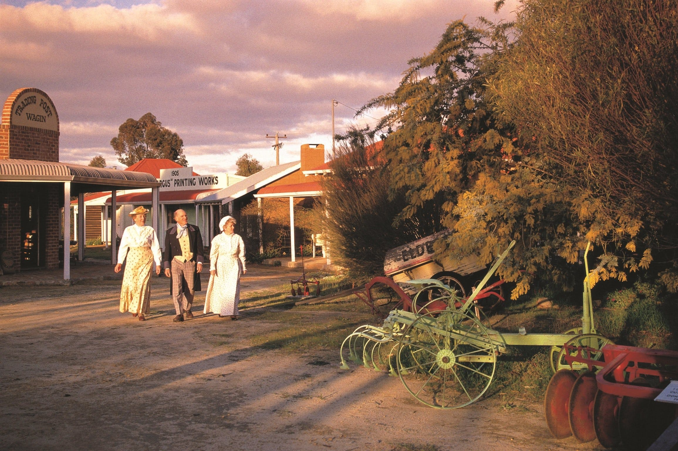 Wagin Historical Village - Accommodation Find
