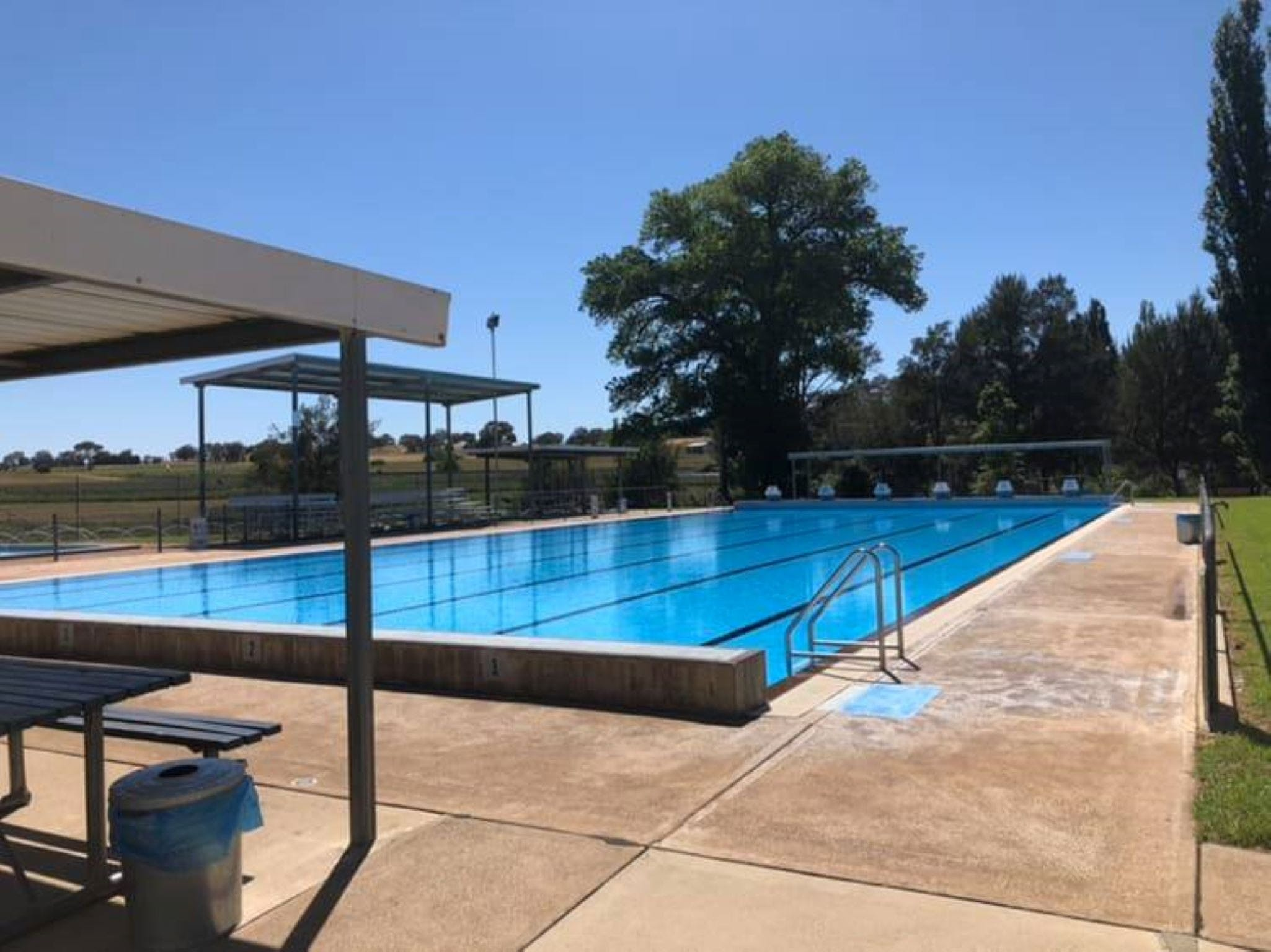 Molong Swimming Pool - Accommodation Find
