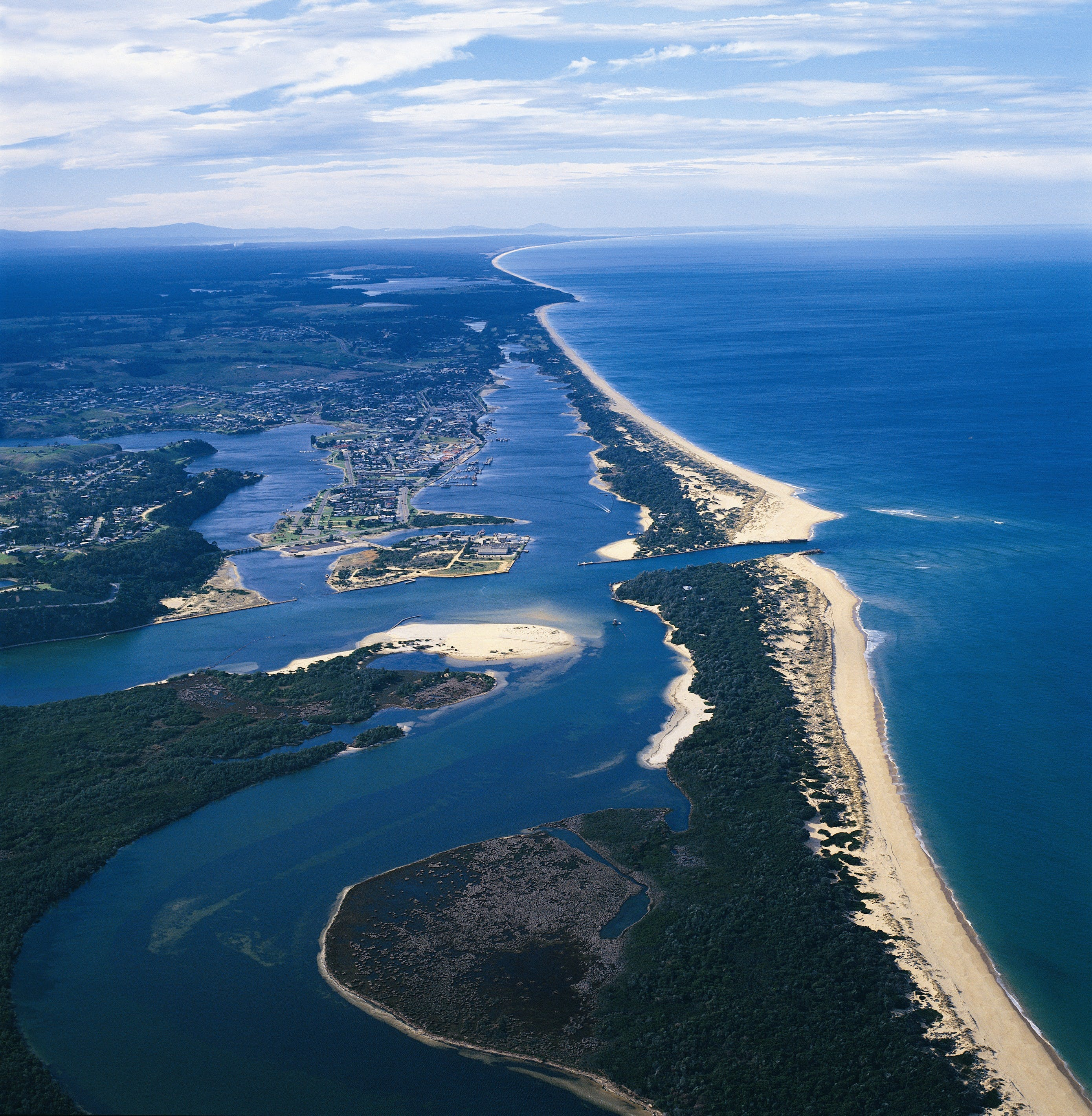 Ninety Mile Beach Marine National Park - Accommodation Find
