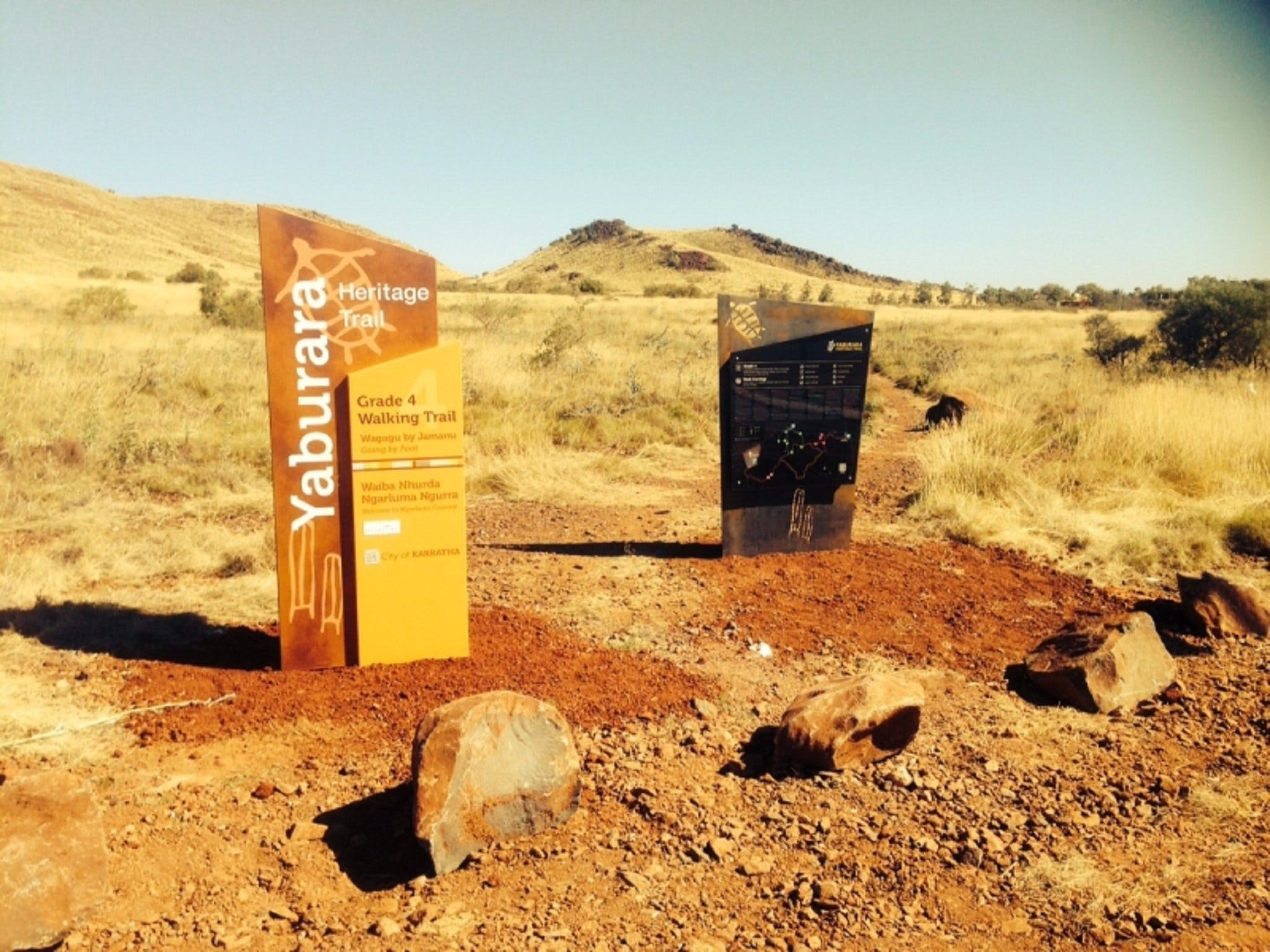 Yaburara Heritage Trail - Accommodation Find