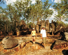 The Lost City - Litchfield National Park - Accommodation Find