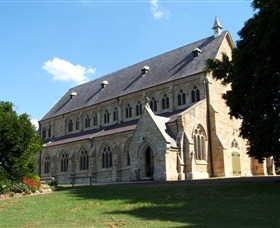 St Peters Anglican Church - Accommodation Find