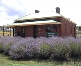 Lavender House in Railway Park - Accommodation Find