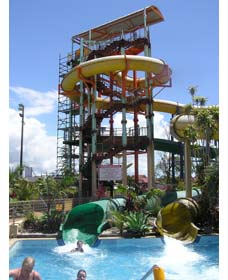 Ballina Olympic Pool and Waterslide - Accommodation Find