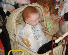 Little Darlings Doll Museum and Coffee Shop - Accommodation Find