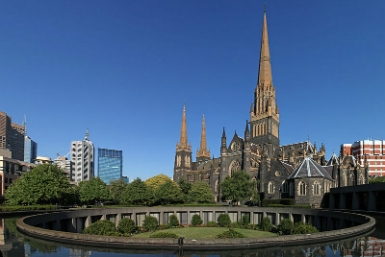 St Patrick's Cathedral - Accommodation Find