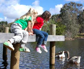 Vasse River and Rotary Park - Accommodation Find