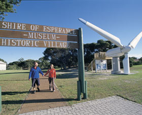 Esperance Municipal Museum - Accommodation Find
