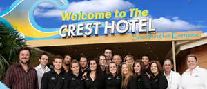 The Crest Hotel Sylvania - Accommodation Find