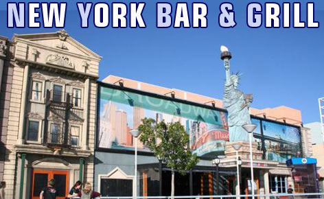 New York Bar  Grill