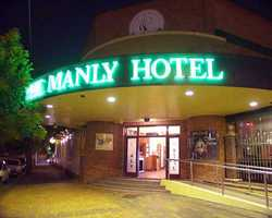 The Manly Hotel - Accommodation Find