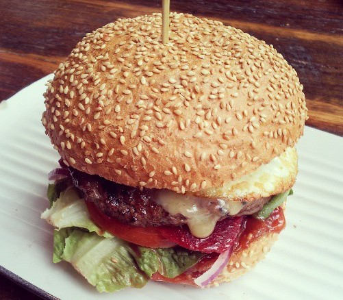 Grill'd Healthy Burgers - Accommodation Find