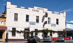 Shire Hall Hotel - Accommodation Find
