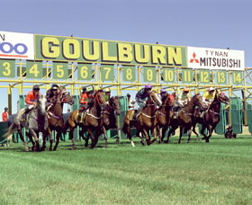 Goulburn and District Racing Club - Accommodation Find