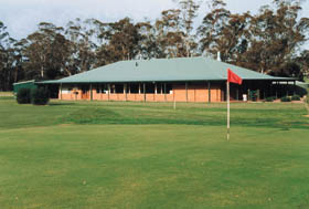 Echunga Golf Club Incorporated - Accommodation Find