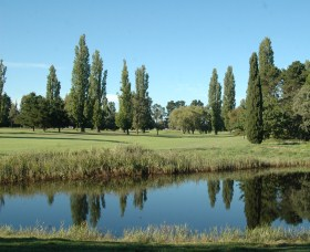 Goulburn Golf Club - Accommodation Find