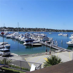 Royal Motor Yacht Club Port Hacking