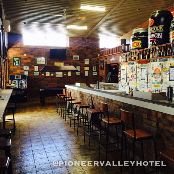 Pioneer Valley Hotel - Accommodation Find