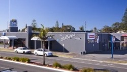 Bellevue Hotel Tuncurry - Accommodation Find