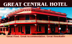Great Central Hotel - Accommodation Find