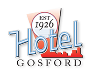Hotel Gosford - Accommodation Find