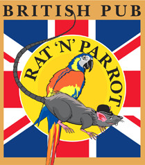 Rat 'n' Parrot British Pub - Accommodation Find