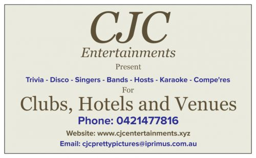 CJC Entertainments - Accommodation Find