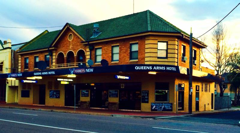 Queens Arms Hotel - Accommodation Find