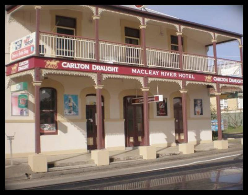 Macleay River Hotel - Accommodation Find