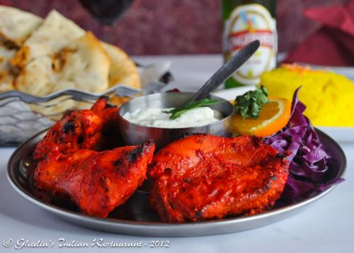 Ghedias Indian Restaurant - Accommodation Find