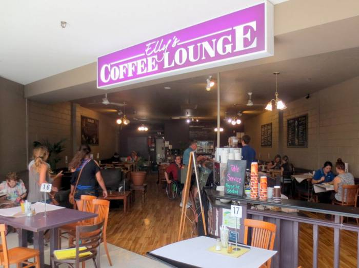 Ellys Coffee Lounge - Accommodation Find