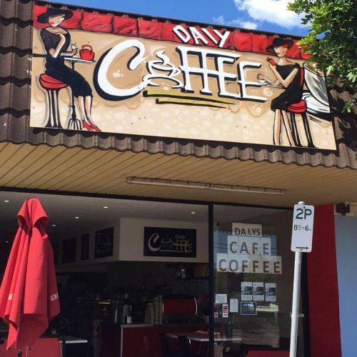 Daly Coffee Den - Accommodation Find