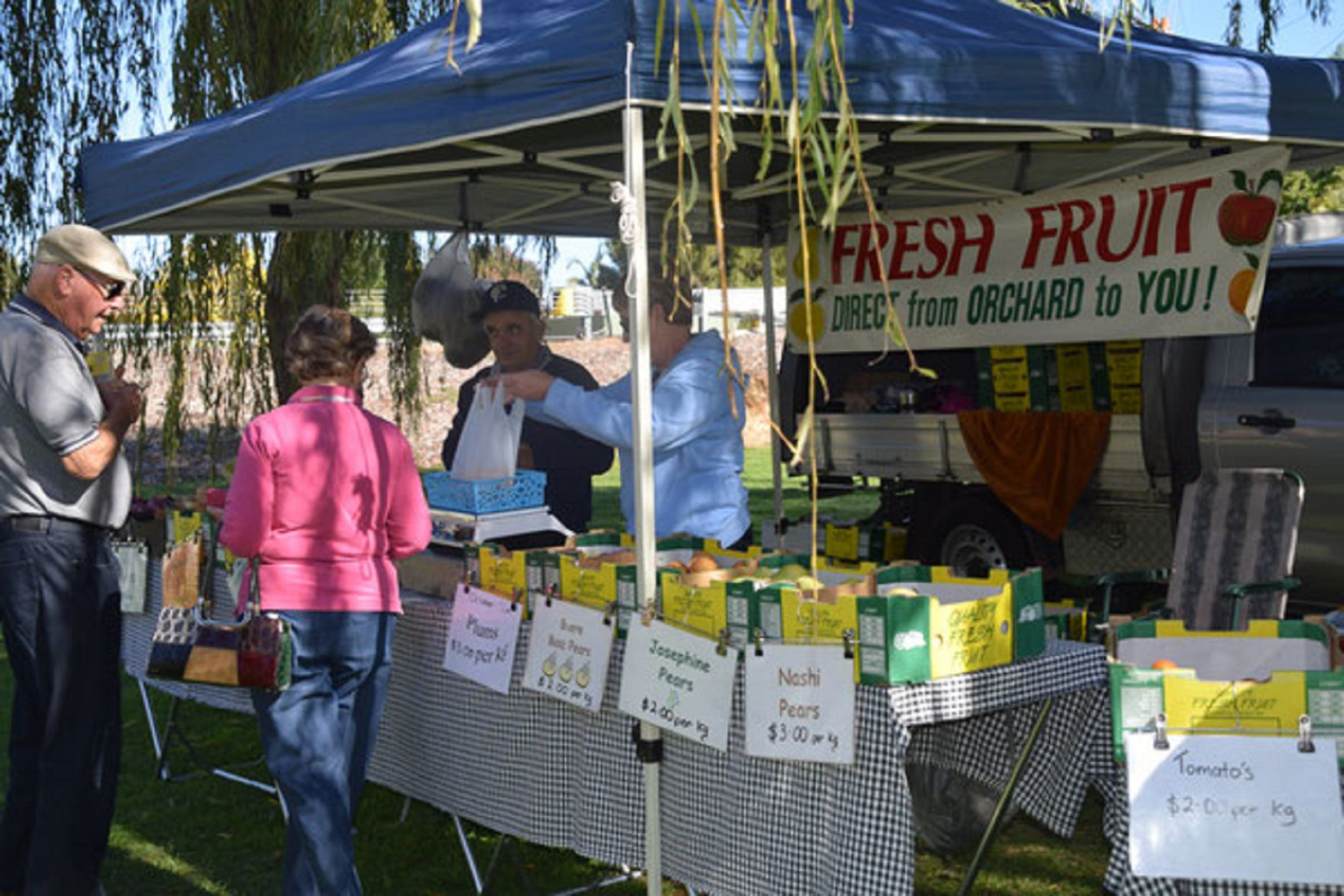 Corowa Rotary Federation Festival Market - Accommodation Find