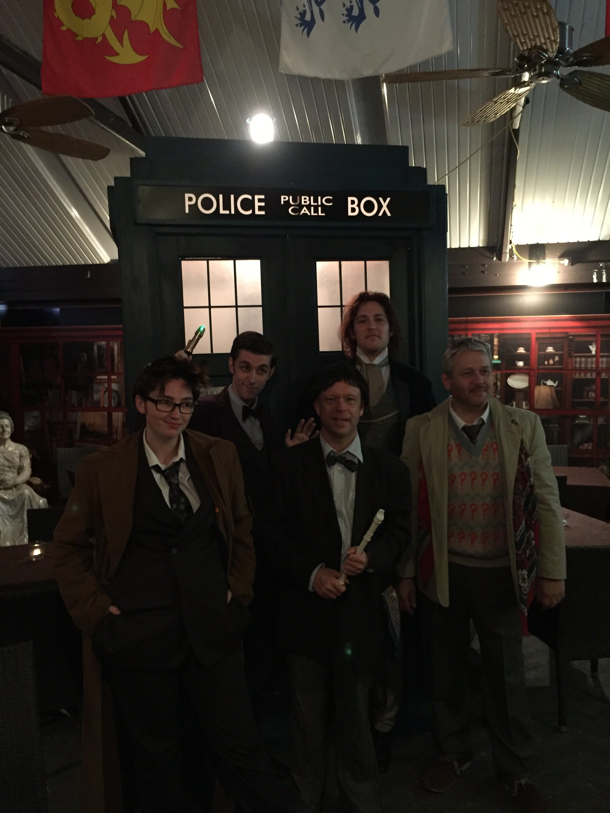 Dr Who Quiz Night - Accommodation Find