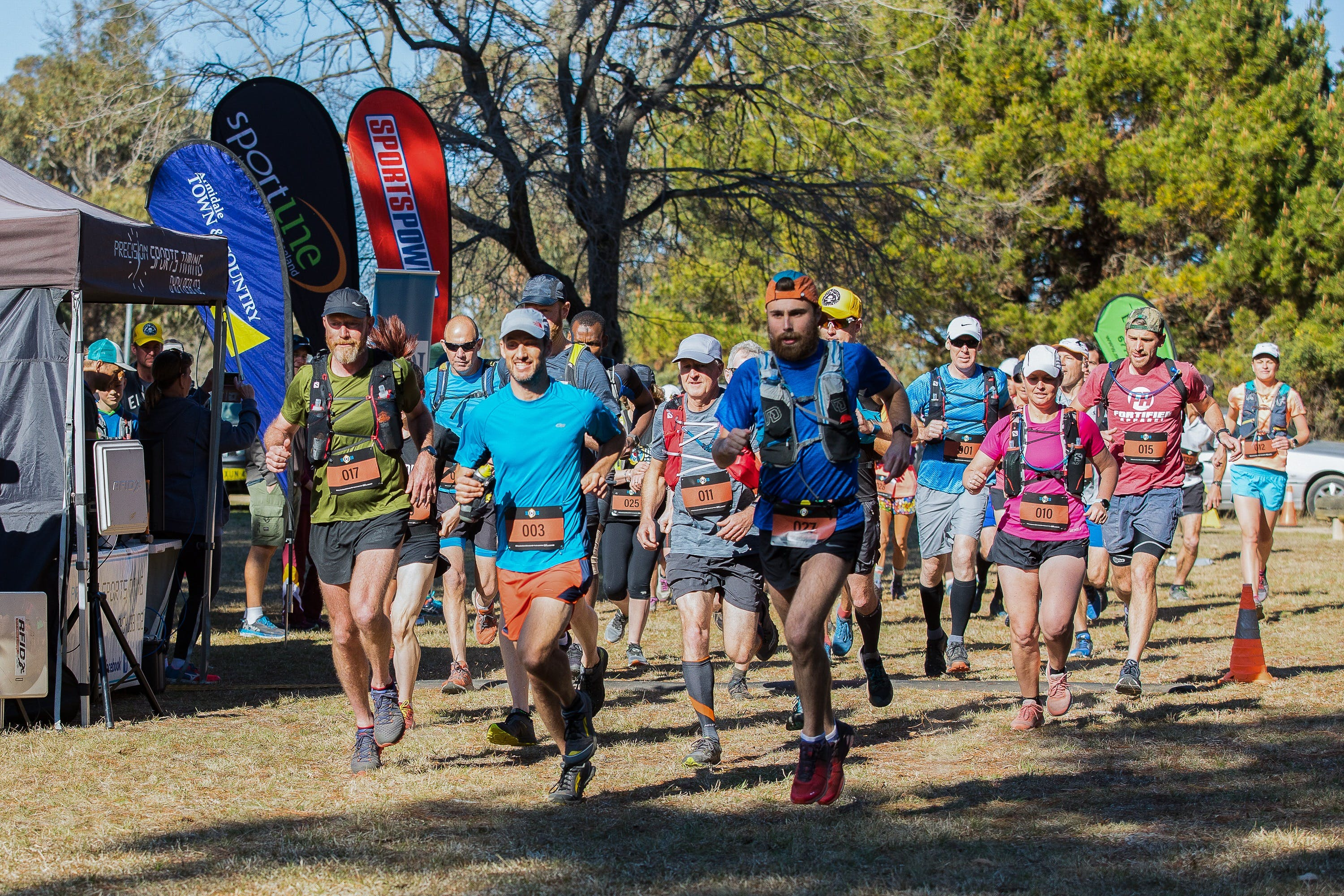 Duval Dam Buster Trail Run - Accommodation Find