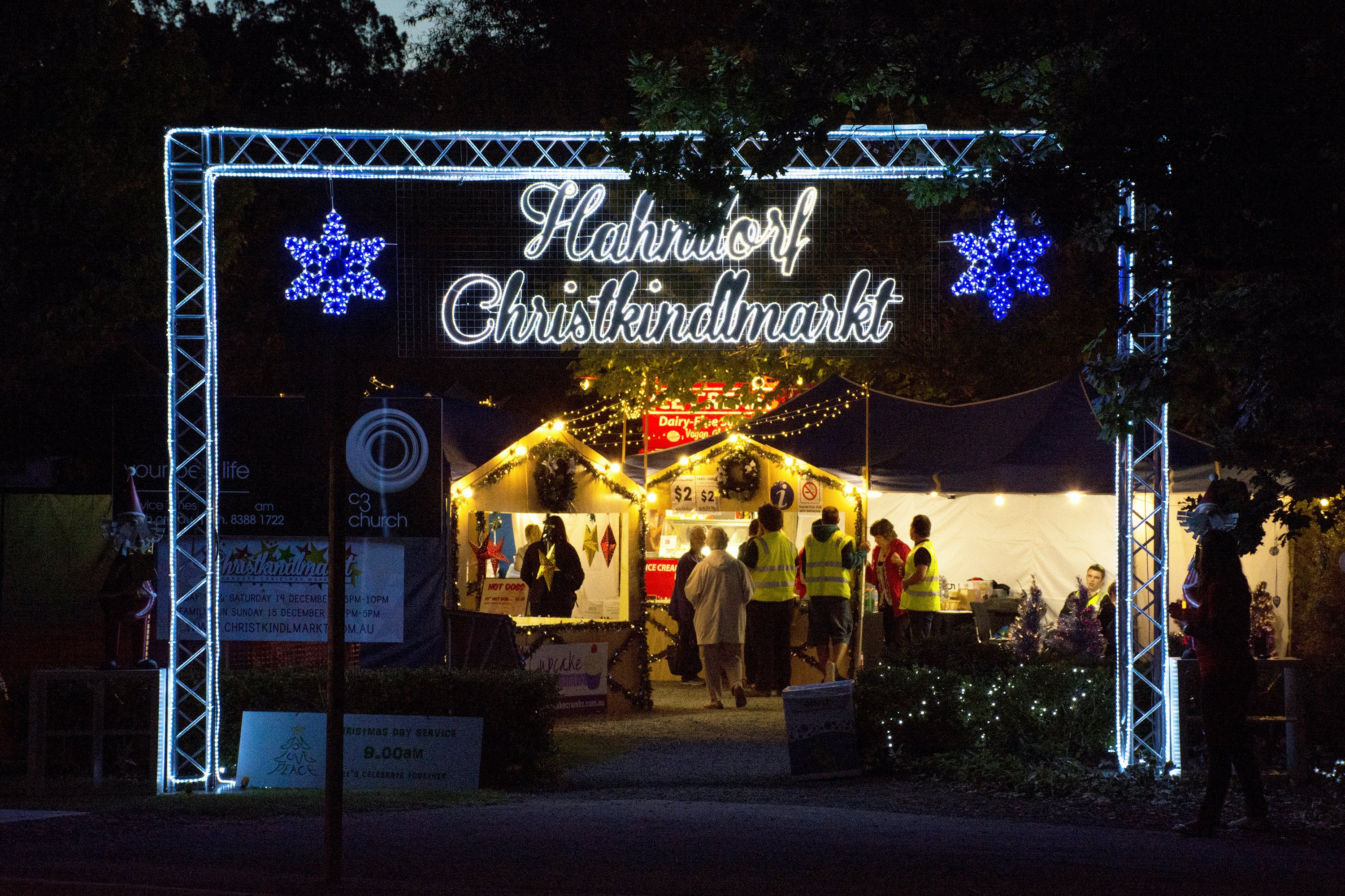 Hahndorf Christmas Market Walking Tours - Accommodation Find