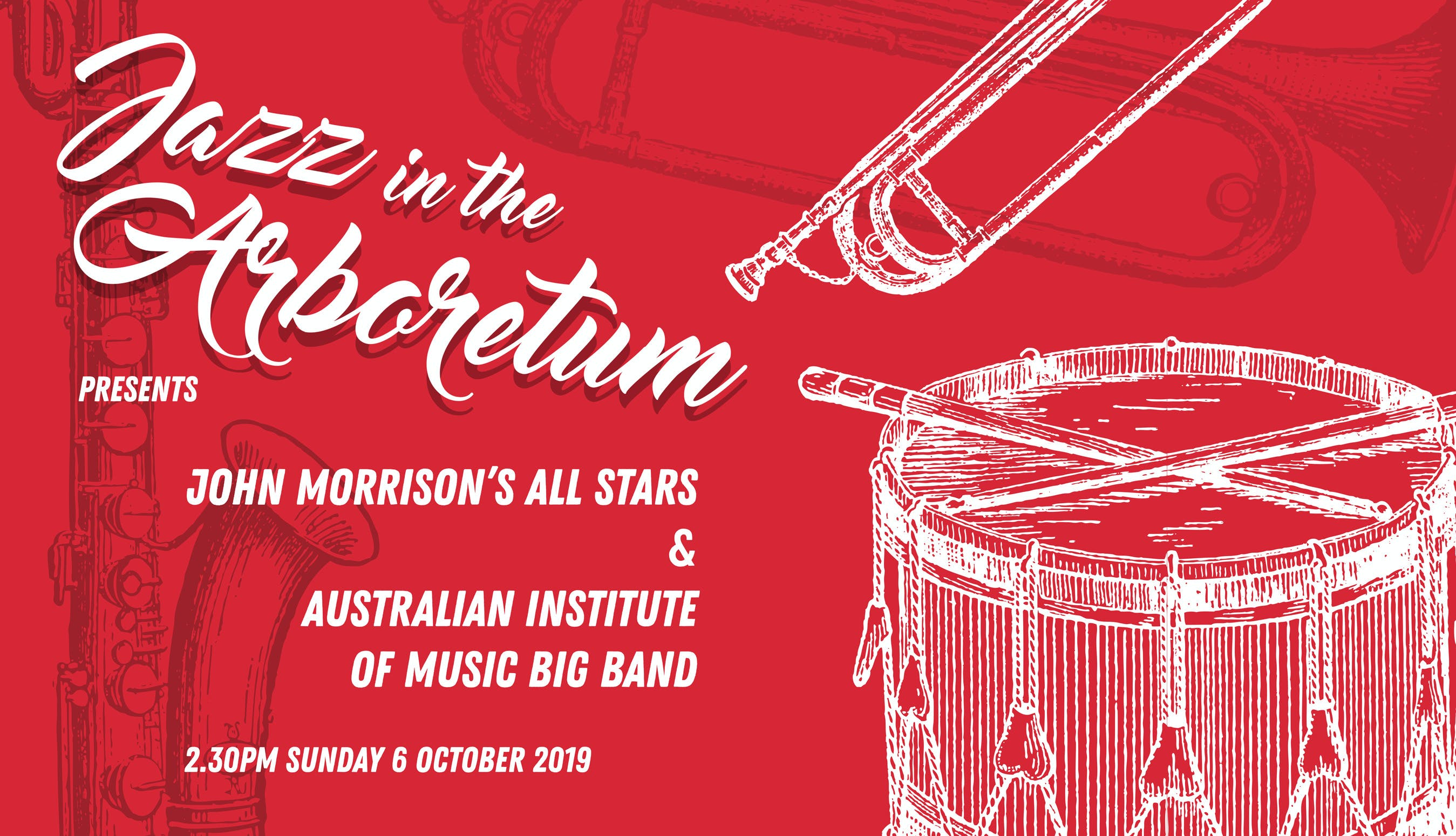 Jazz in the Arboretum - Accommodation Find