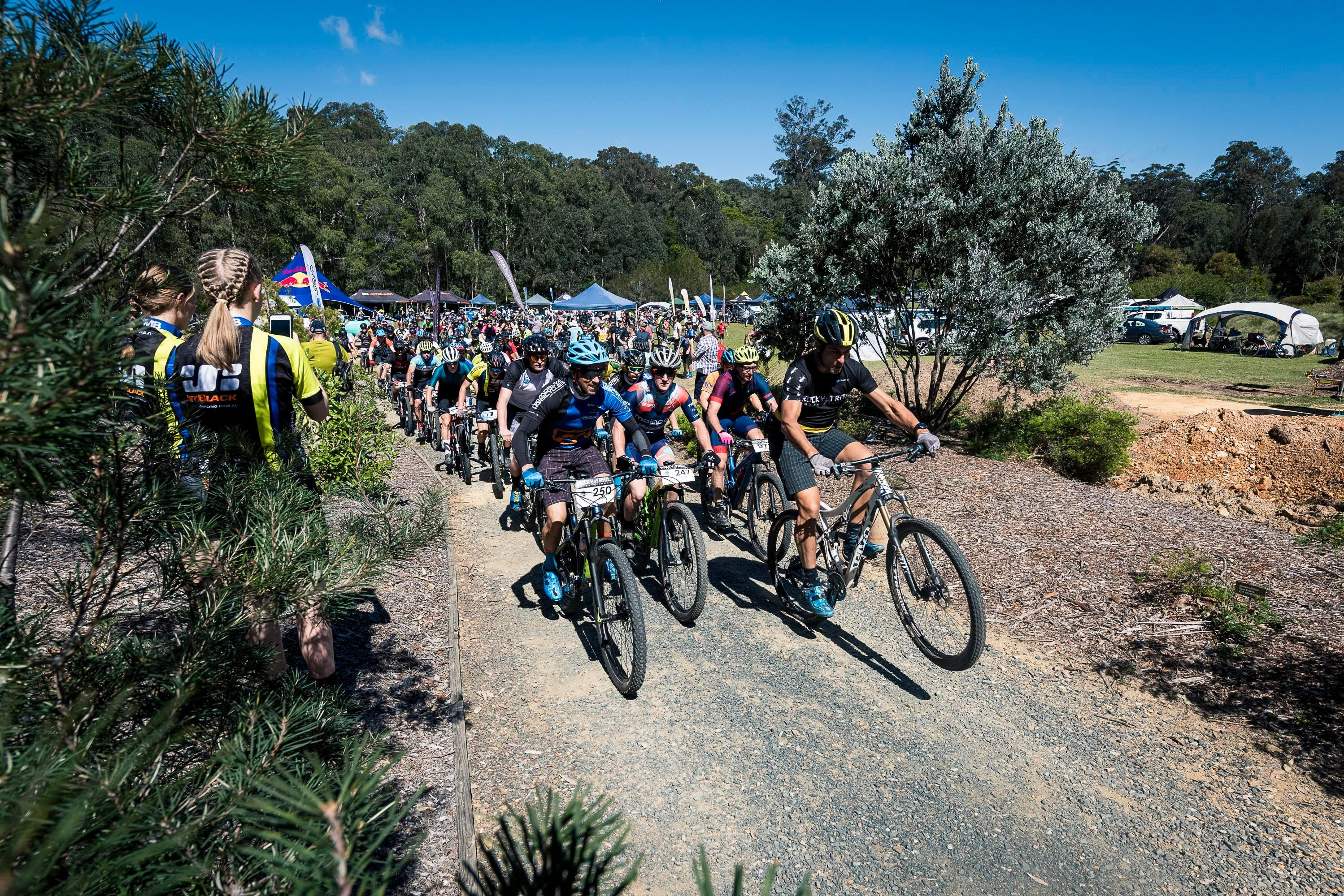 JetBlack Wild Wombat MTB Challenge - Accommodation Find