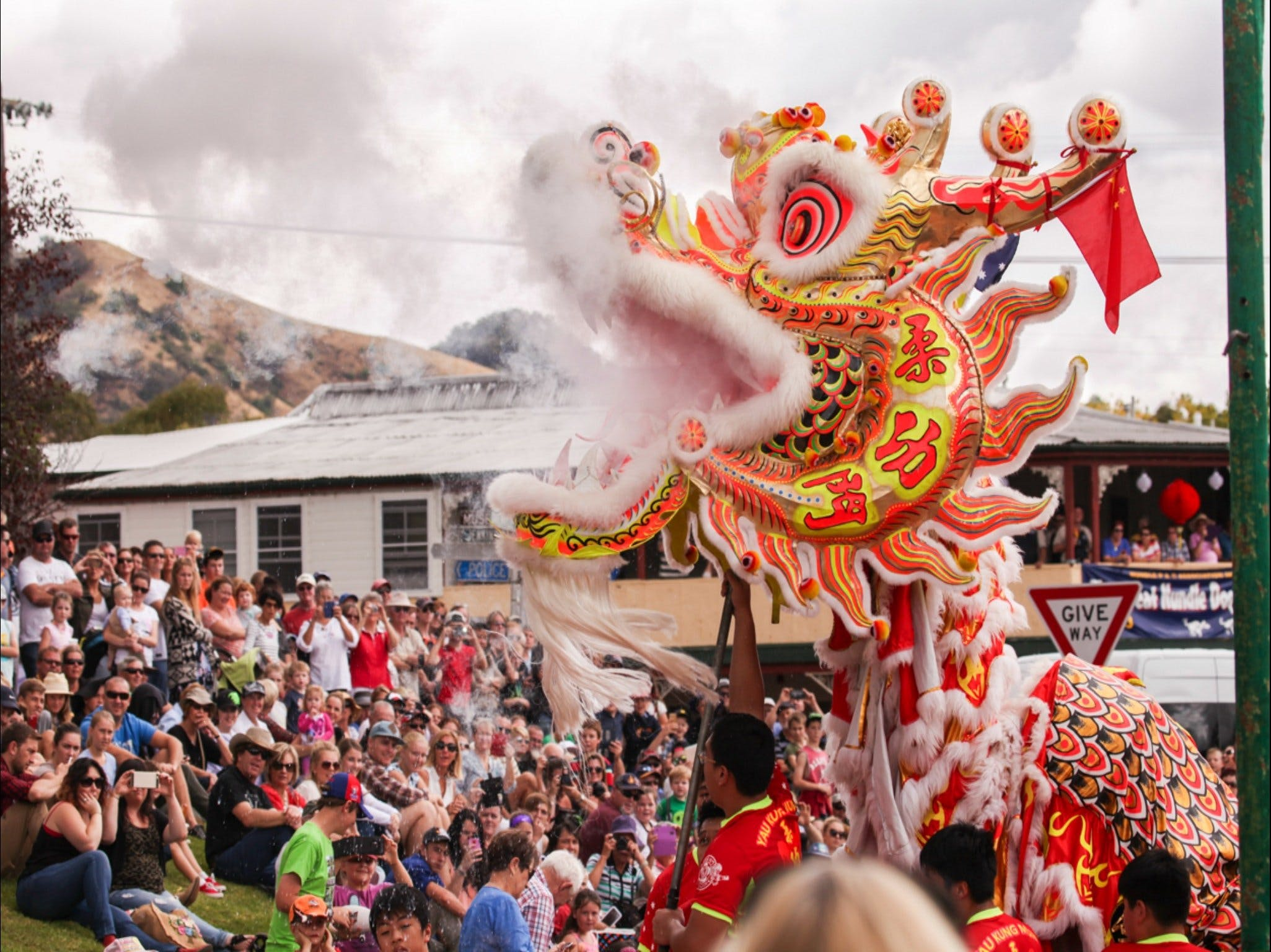Nundle Go For Gold Chinese Easter Festival - Accommodation Find