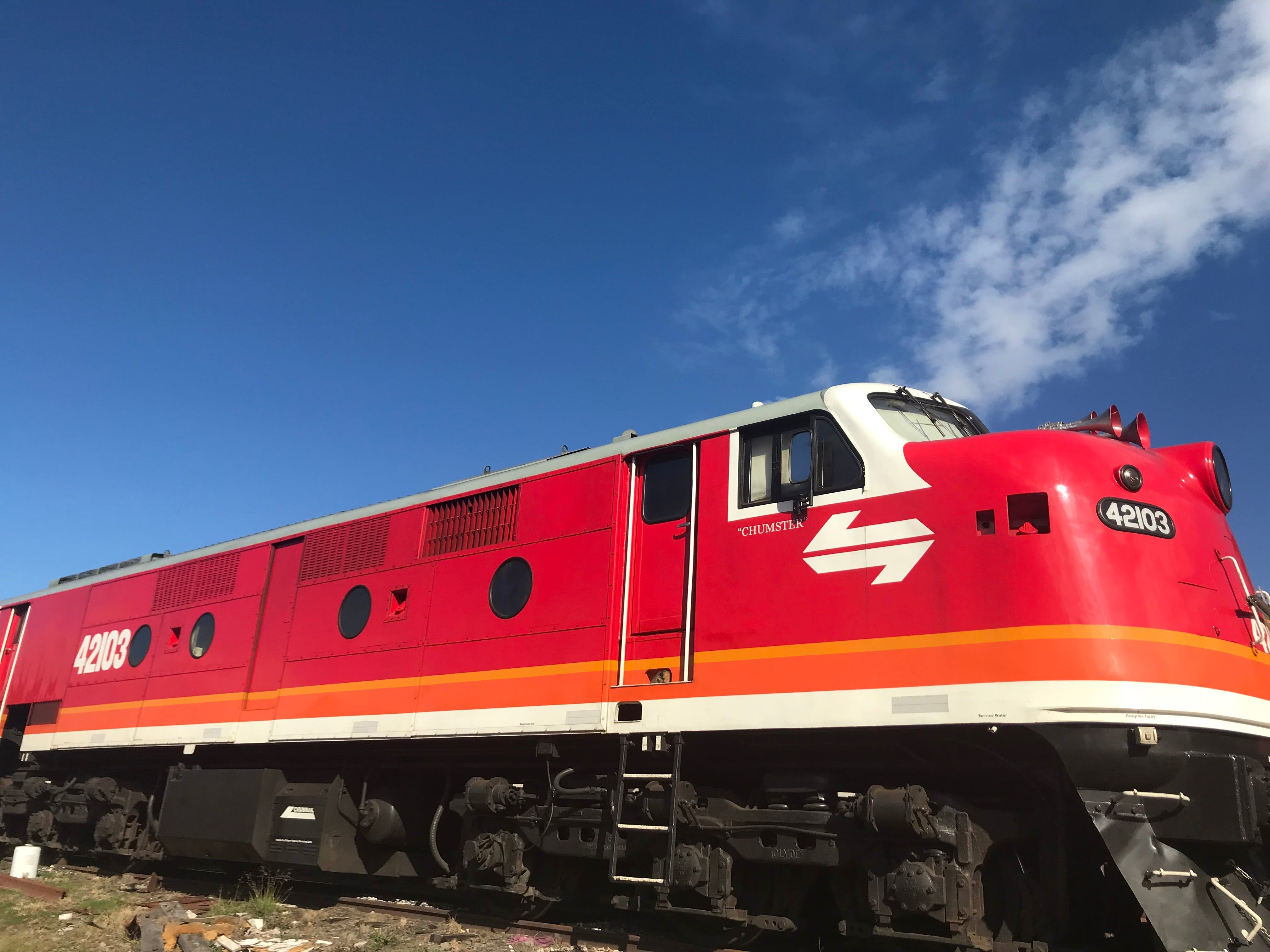 The New Englander Rail Experience - Accommodation Find