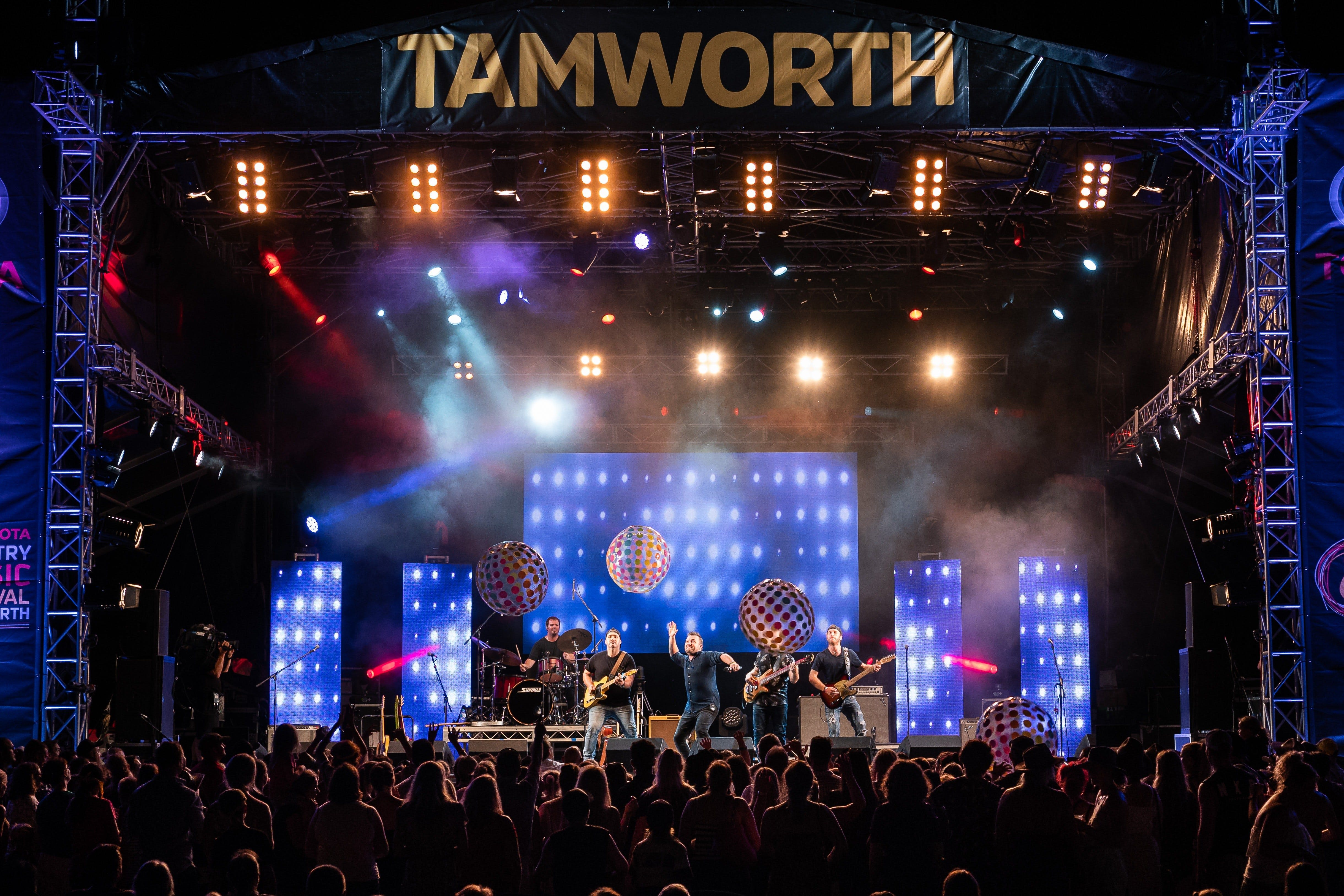 Toyota Country Music Festival Tamworth - Accommodation Find