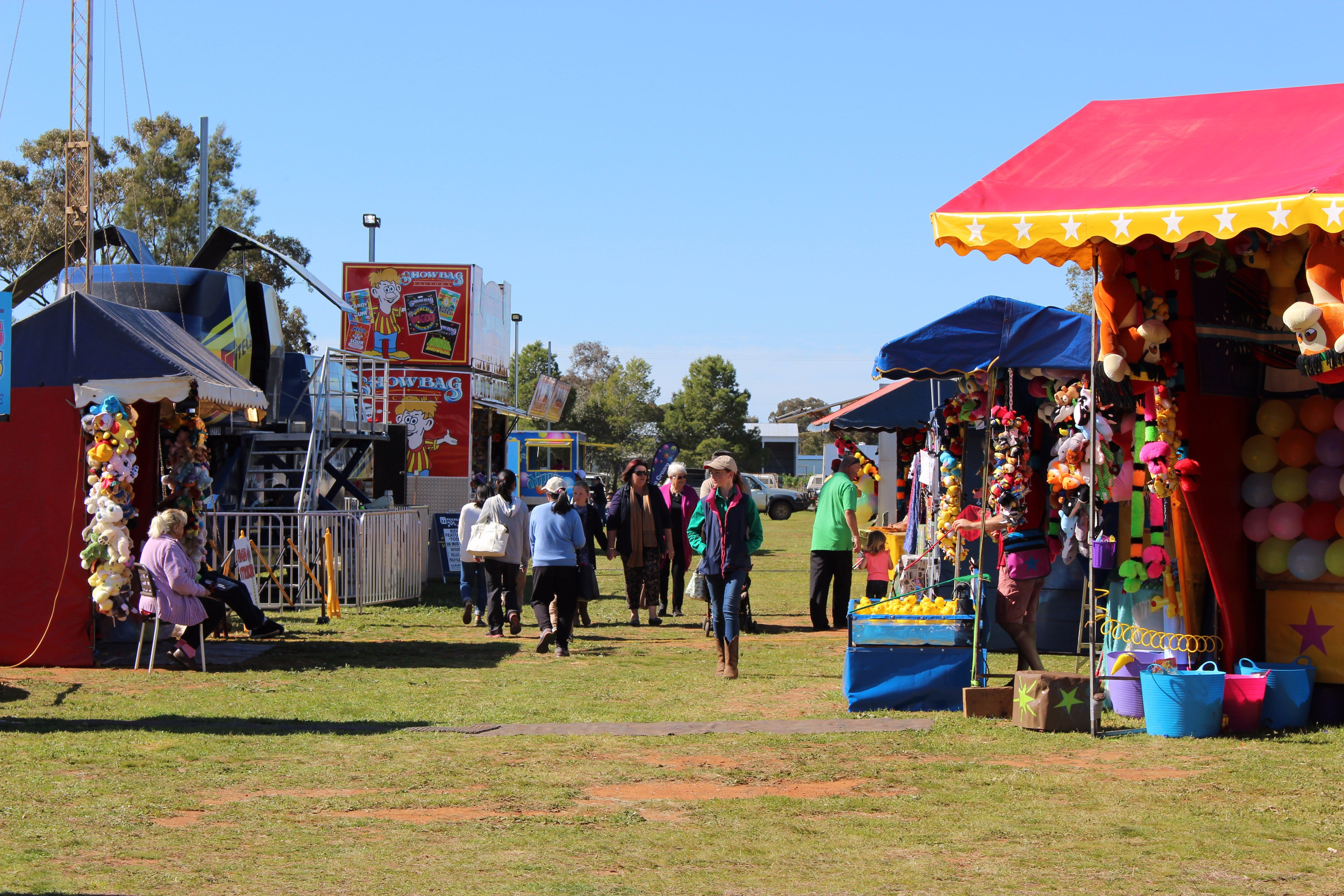 Trundle Agricultural Show - Accommodation Find