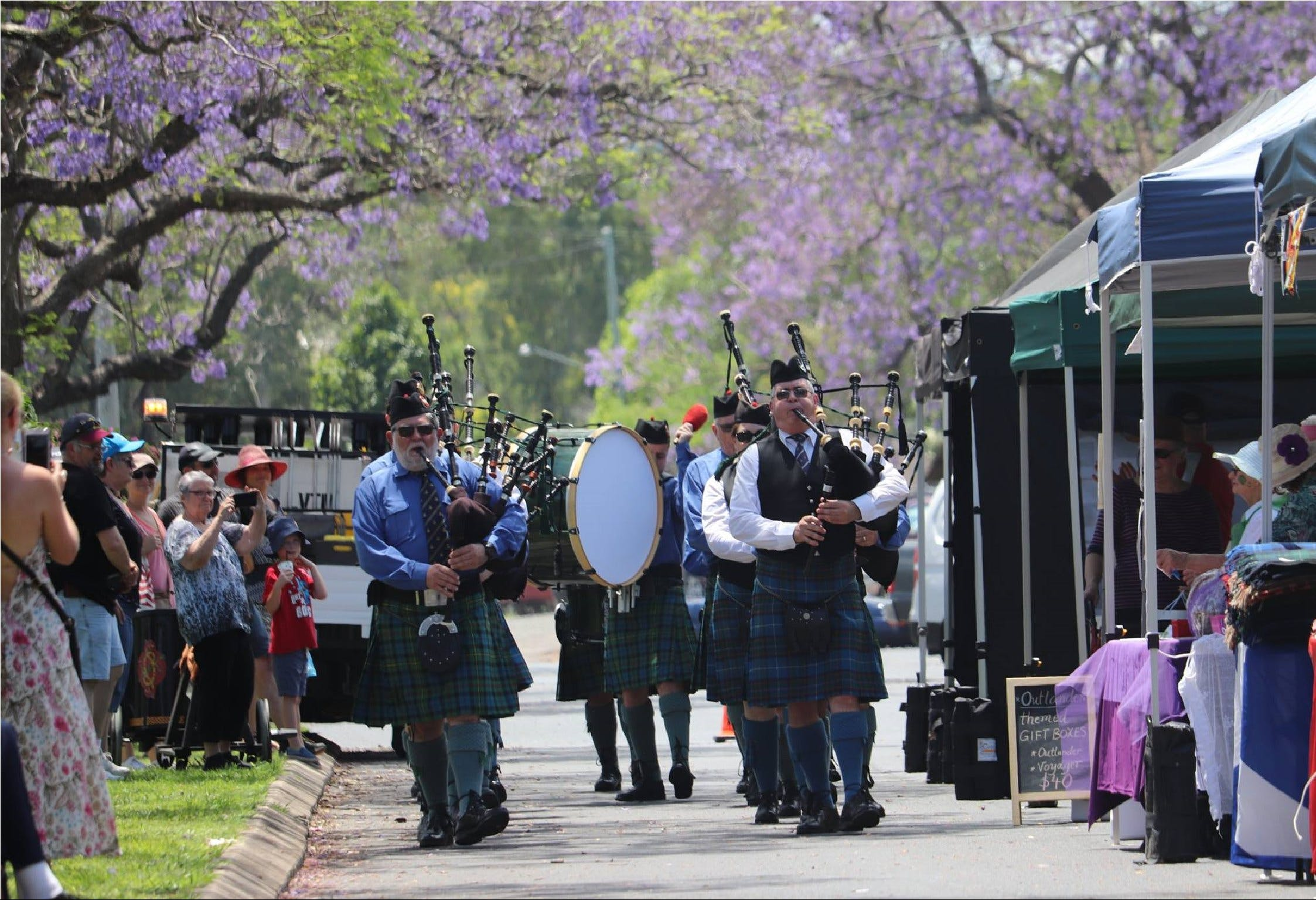 Celtic Festival of Queensland - Accommodation Find